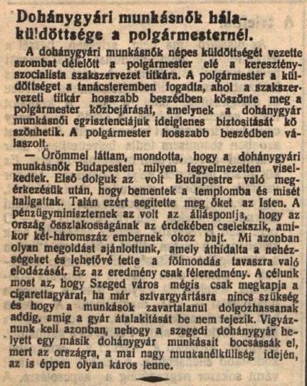 1925.09.20. Hálaküldöttség
