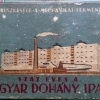 100 éves a Magyar Dohányipar 3.