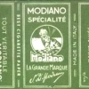 Modiano cigarettapapír 4.