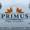 Primus cigarettahüvely 16.
