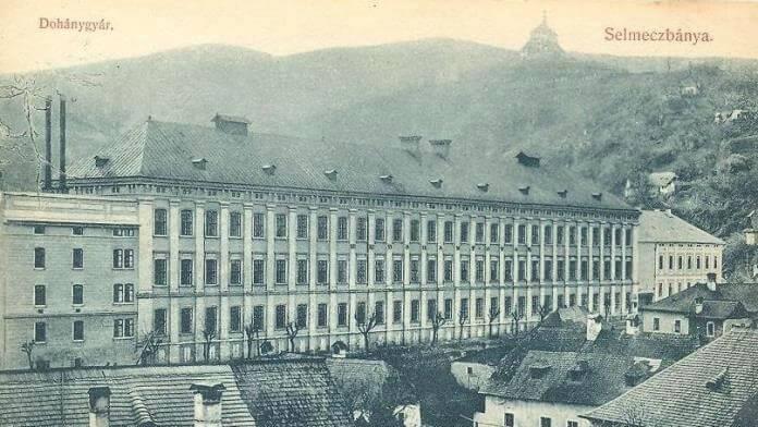 Selmecbányai Dohánygyár